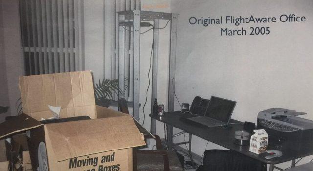 Авиарадар в реальном времени FlightAware