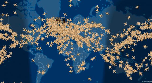 Покрытие ru flightaware com live: отслеживание самолетов в реальном времени по всему миру