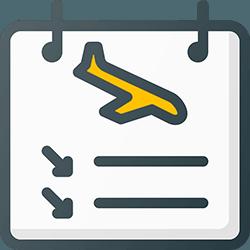Аэропорт Омск: онлайн-табло прилета