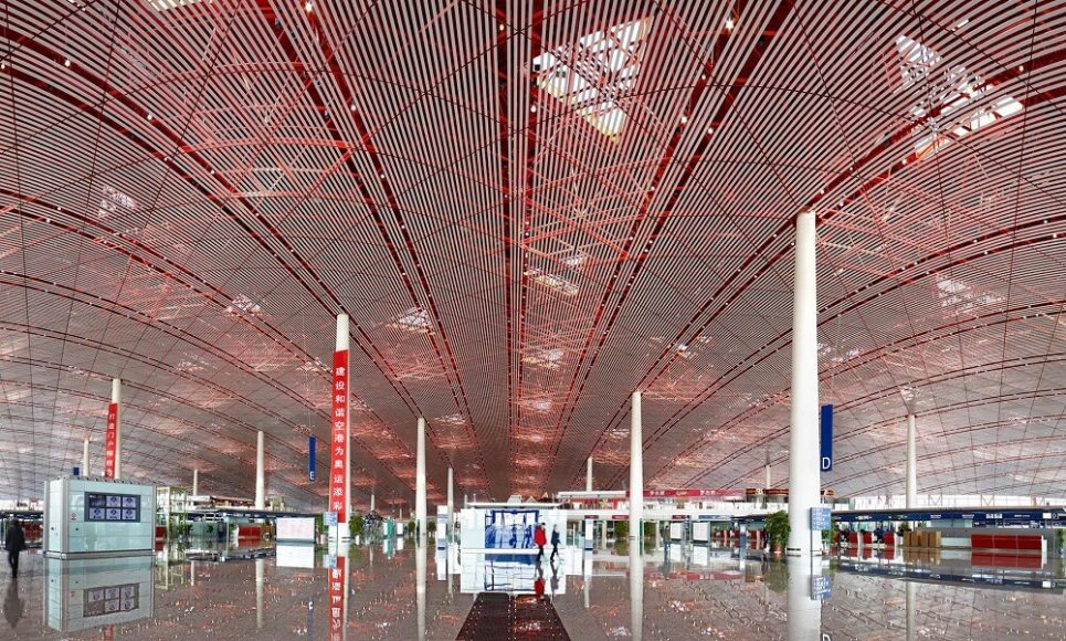 Beijing Capital Международный аэропорт Шоуду, Китай