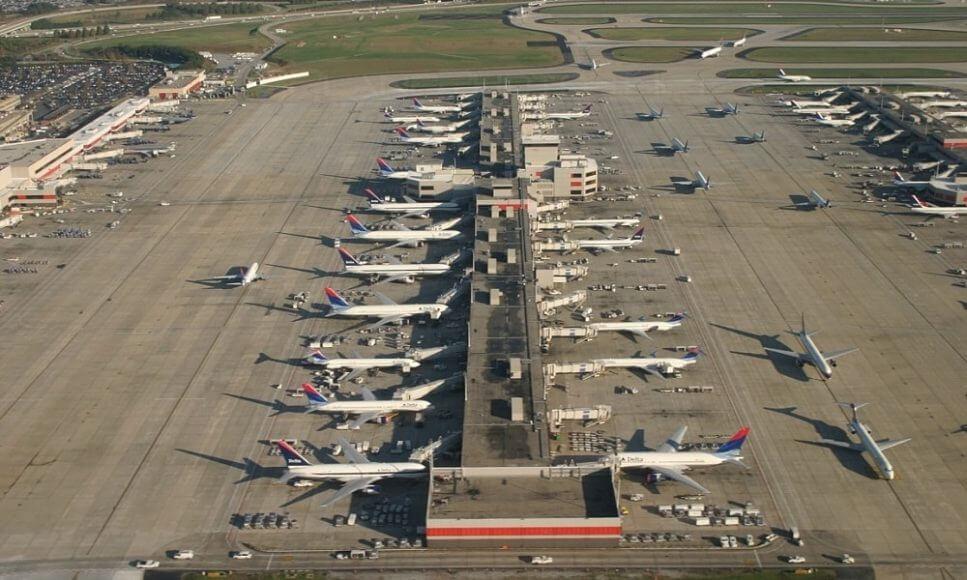 Хартсфилд-Джексон Атланта, США — самый лучший аэропорт в мире
