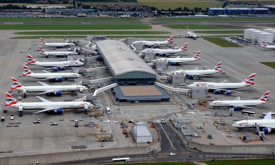 Международный аэропорт Хитроу Лондон, Великобритания