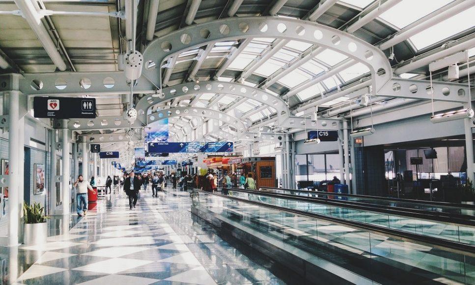 Аэропорт в Чикаго Международный аэропорт О'Хара, США