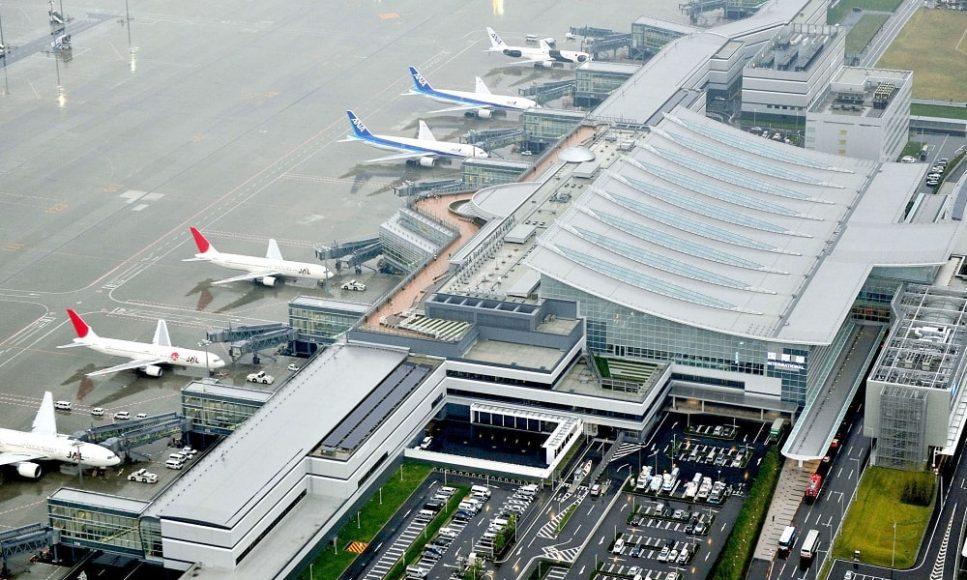 Токио Международный аэропорт Ханэда, Япония
