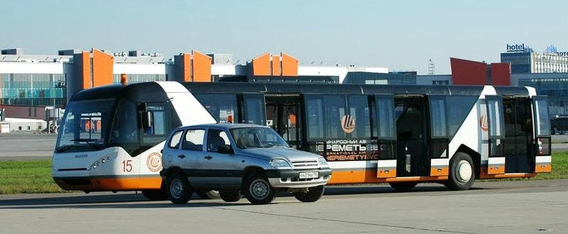 Транспорт в Шереметьево