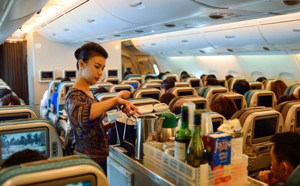 Singapore Airlines — лучшая авиакомпания в 2018 году по результатам исследования Skytrax