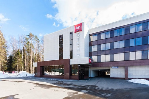 ibis отель