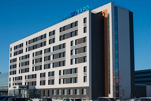 Гостиница в Толмачево Новосибирск аэропорт
