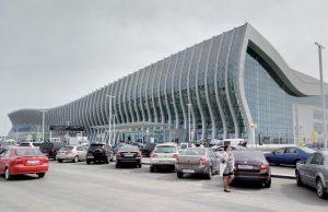 Как добраться до нового терминала аэропорта Симферополь