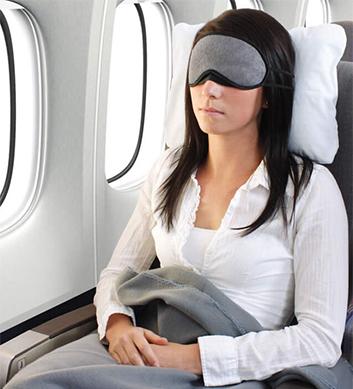 Как легче перенести перелет на самолете