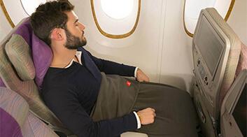 Какую одежду надеть в самолет
