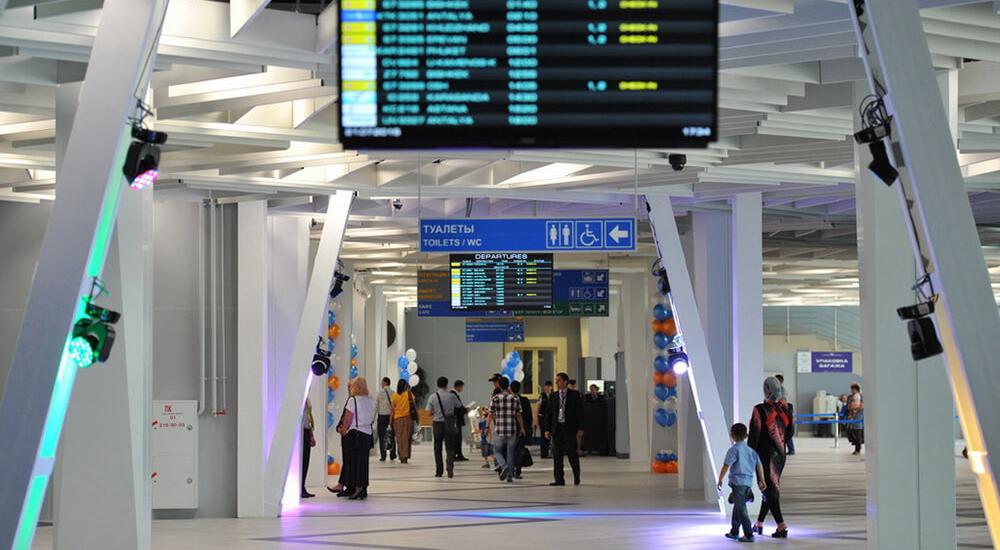 Новосибирск аэропорт Толмачево табло вылета
