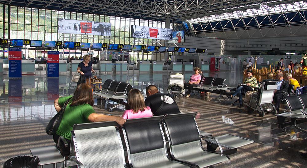 Онлайн-табло Сочи аэропорт Адлер вылет
