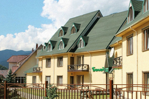 Отель недалеко от аэропорта Сочи