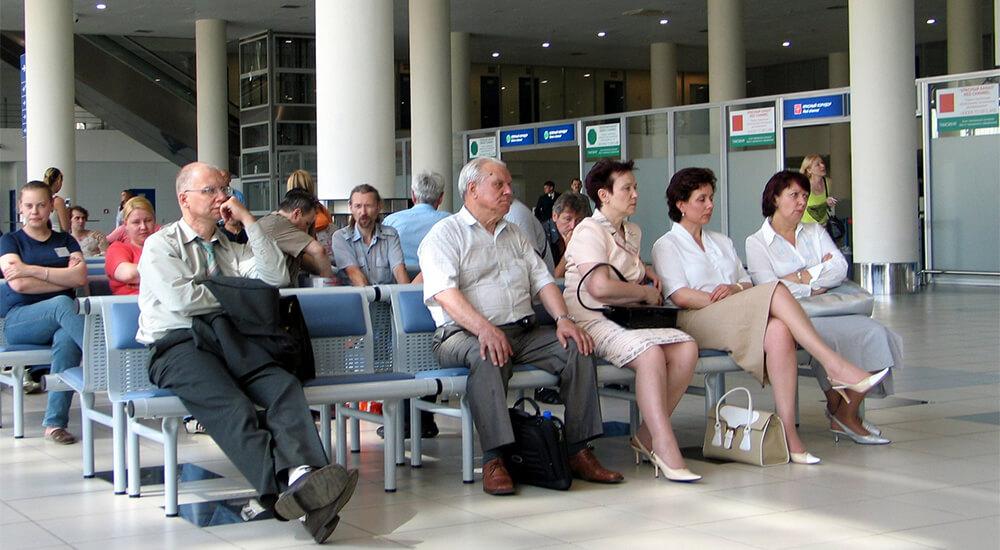 Аэропорт Богашево онлайн-табло вылета