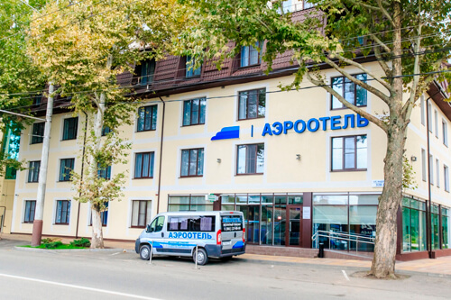 Отель Аэропорт Краснодар