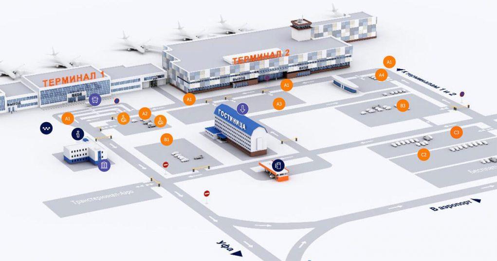 Аэропорт Уфа официальный сайт