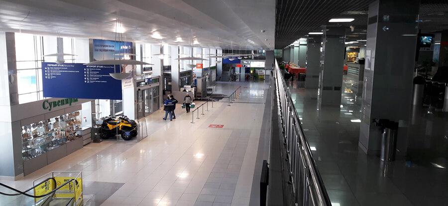 Богашево аэропорт расписание