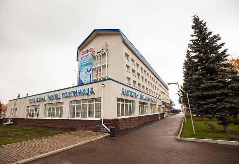 Гостиница рядом с аэропортом Уфа
