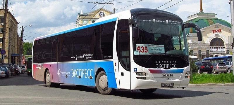 Как добраться до аэропорта Емельяново из Красноярска