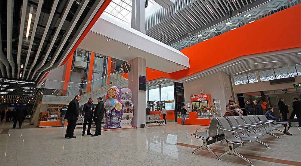 Международный аэропорт Уфа онлайн-табло