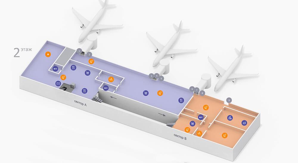 Расписание самолетов аэропорт Уфа