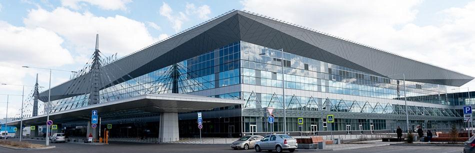 прилета аэропорт Емельяново
