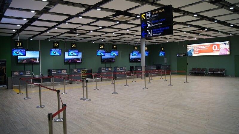 Онлайн-табло прилета аэропорт Пашковский (Краснодар)
