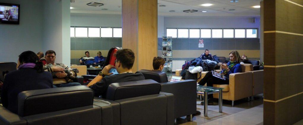 Аэропорт Иркутск: вылет