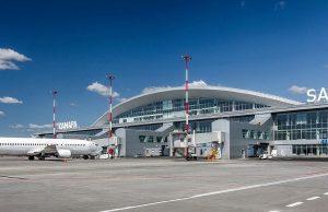 Аэропорт Куромоч Самара