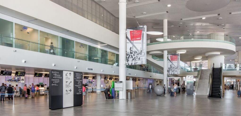 Аэропорт Крумоч: табло прилета