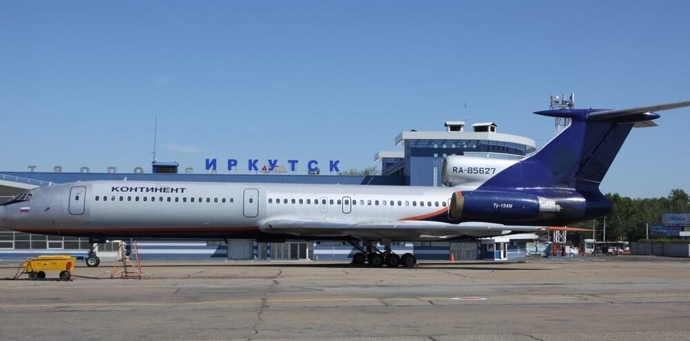 Иркустк аэропорт: онлайн-табло прилета