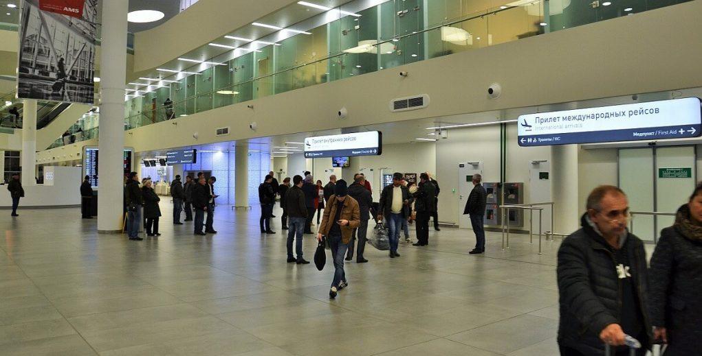 Международный аэропорт Курумоч: онлайн-табло прилета