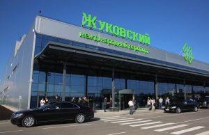 Онлайн-табло аэропорт Жуковский