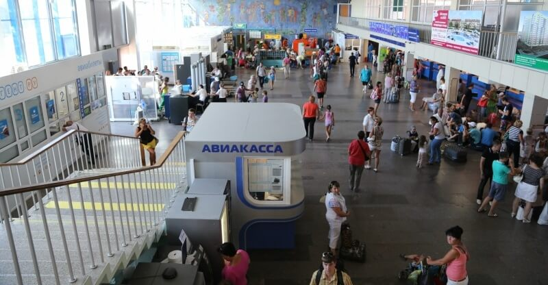 Аэропорт Анапа: онлайн-табло