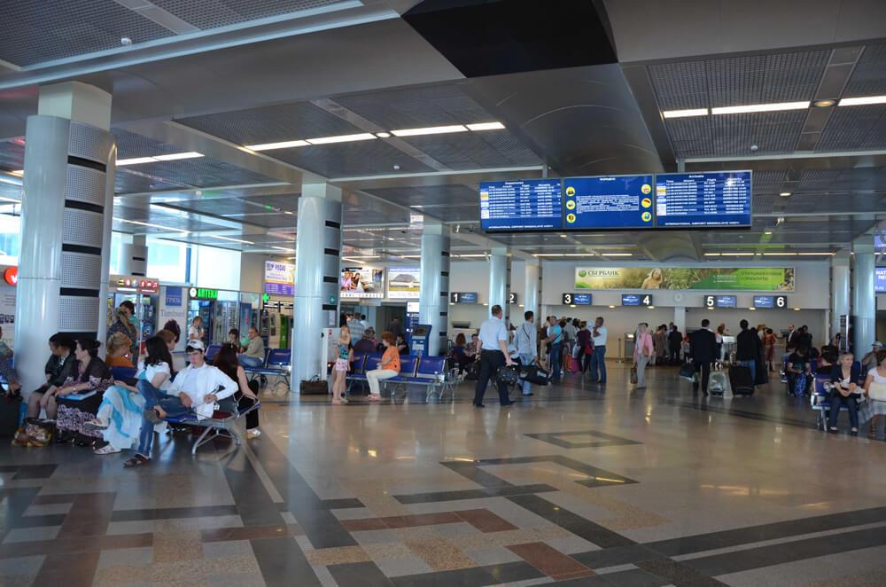 Аэропорт Минеральные Воды: онлайн-табло прилета