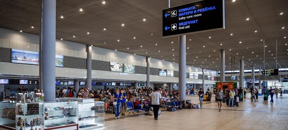 Анапа аэропорт: онлайн-табло прилета