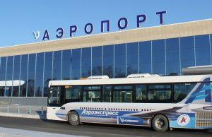 Аэропорт Челябинск (Баландино)