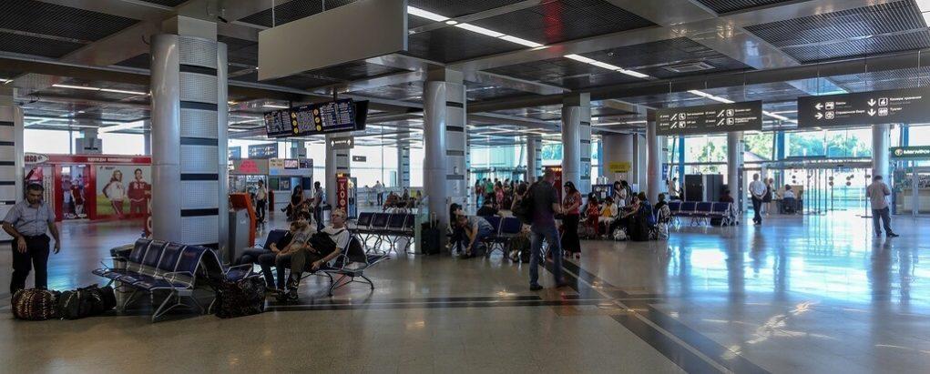 Расписание вылетов: аэропорт Минеральные Воды