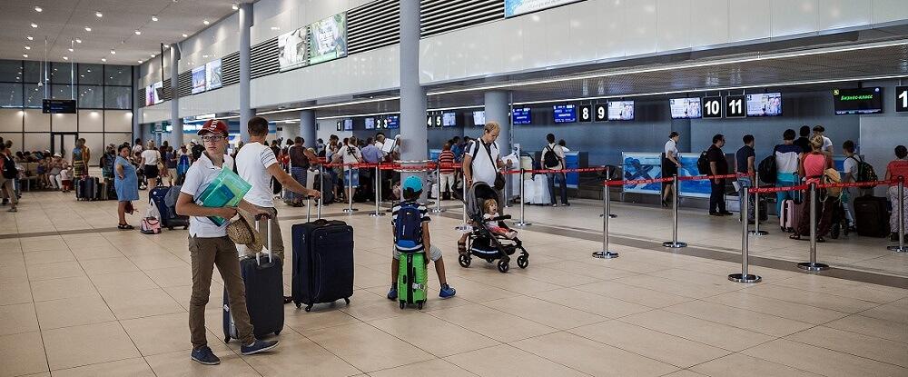 Витязево аэропорт: онлайн-табло