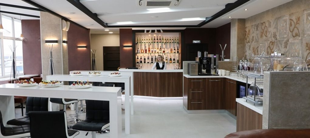 Аэропорт Сургут: бизнес-зал