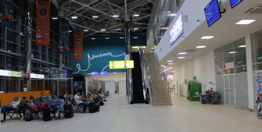 Аэропорт Гумрак: онлайн-табло вылета
