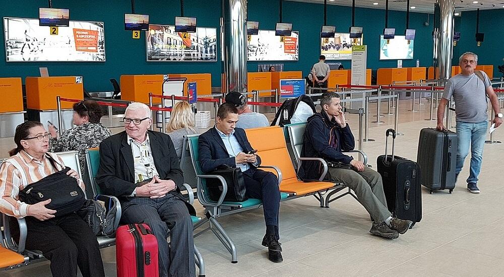 Аэропорт Гумрак