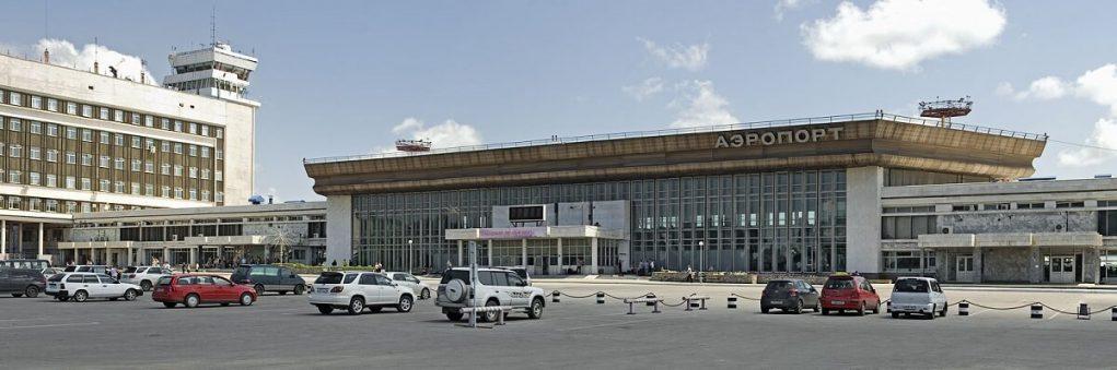 Аэропорт Хабаровск