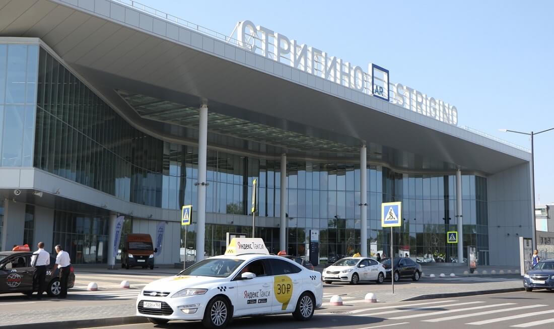 Аэропорт Стригино: онлайн-табло