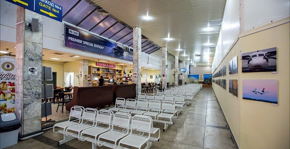Аэропорт Стригино: табло вылета