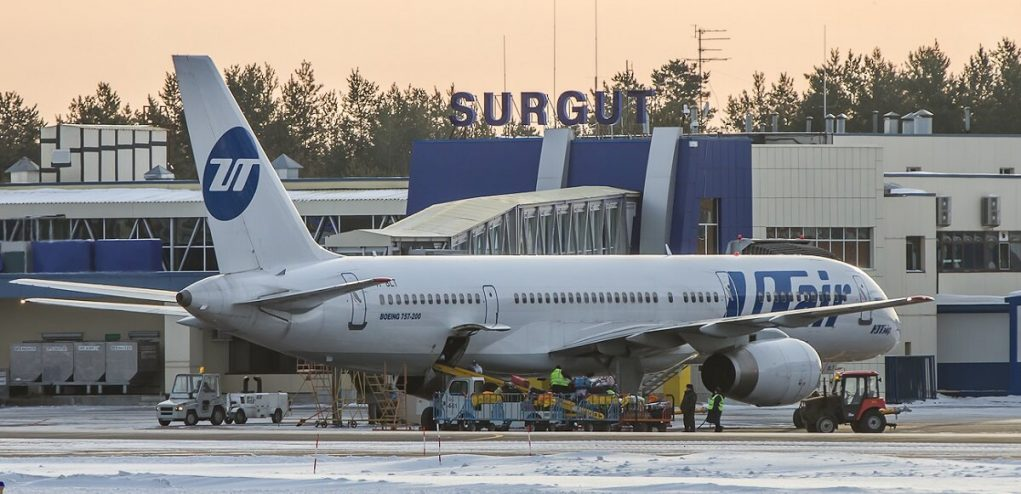 Аэропорт Сургут онлайн-табло вылета