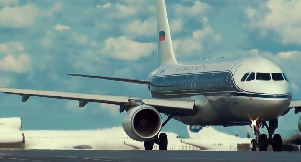 Аэропорт Сургут: прилет