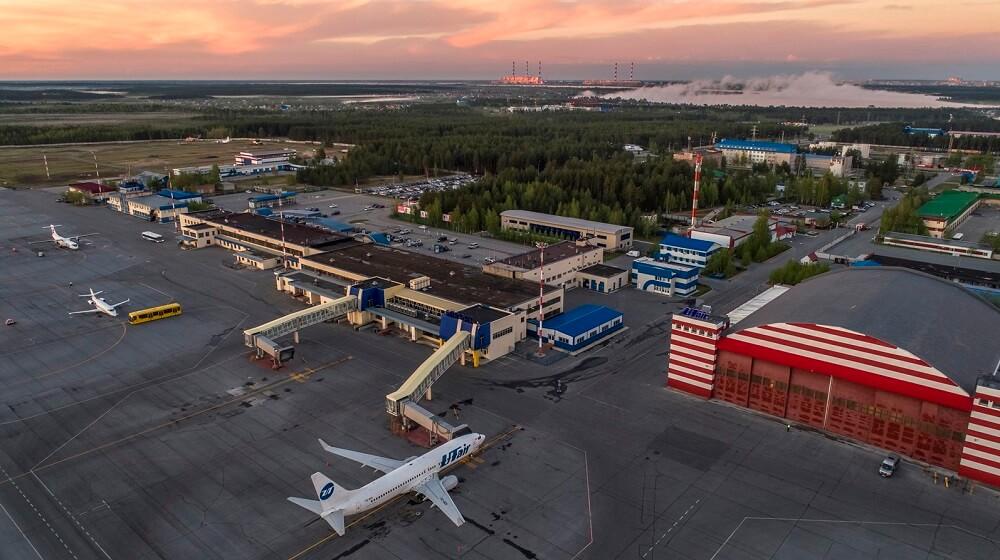 Аэропорт Сургут