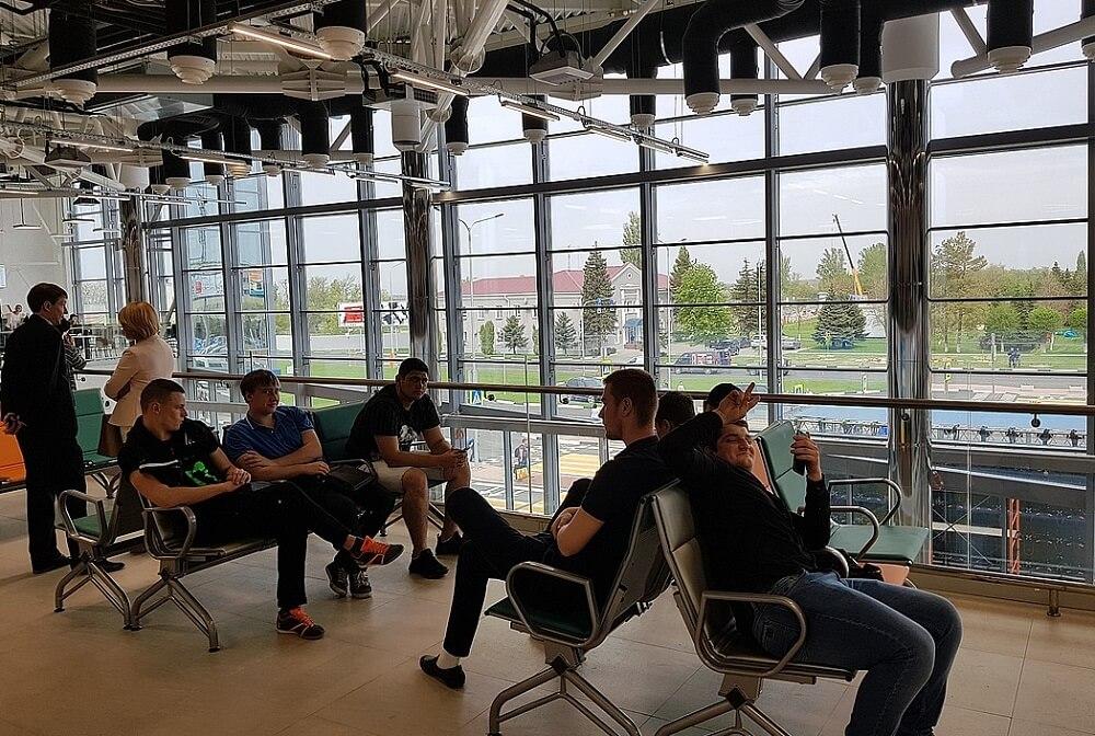 Онлайн-табло вылета аэропорта Волгоград